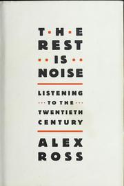 Cover of: The rest is noise