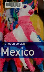 Cover of: The rough guide to Mexico | John Fisher