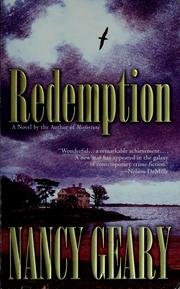 Cover of: Redemption | Nancy Geary