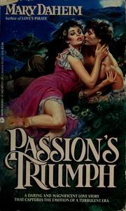 Passion's triumph
