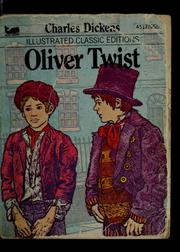 Cover of: Oliver Twist | Charles Dickens