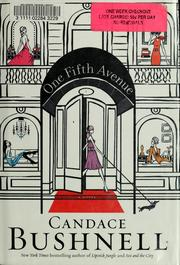 Cover of: One Fifth Avenue
