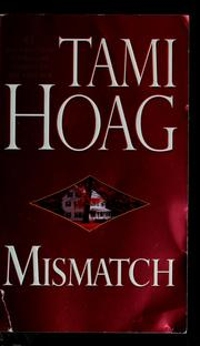 Cover of: Mismatch | Tami Hoag