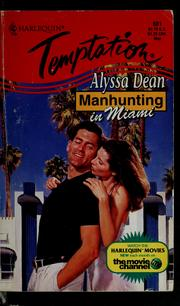 Cover of: Manhunting in Miami