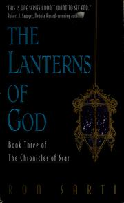 Cover of: The lanterns of God