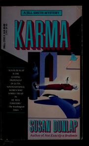 Cover of: Karma | Susan Dunlap