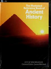 Cover of: The Illustrated reference book of ancient history