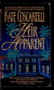 Cover of: Heir apparent | Kate Coscarelli