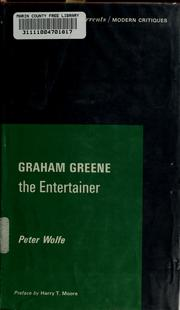 Cover of: Graham Greene
