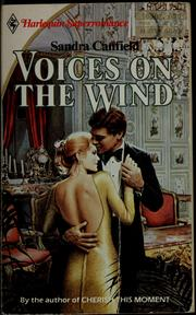 Cover of: Voices on the wind