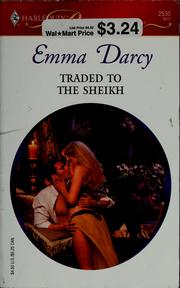 Cover of: Traded to the sheikh