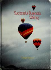 Cover of: Successful business writing | Malra Treece