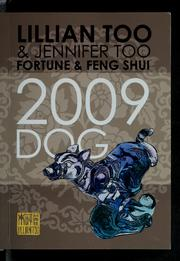 Cover of: Fortune & feng shui 2009 dog