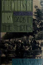 Cover of: Fireworks at dusk