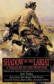Cover of: Shadow of the Lariat