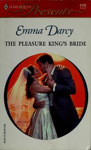 Cover of: The pleasure king's bride