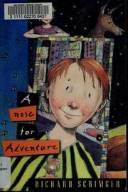 Cover of: A nose for adventure