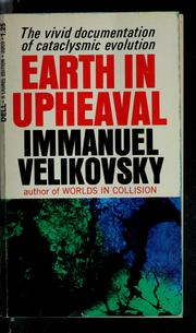 Cover of: Earth in upheaval