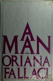 Cover of: A man