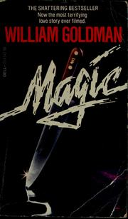 Cover of: Magic | William Goldman