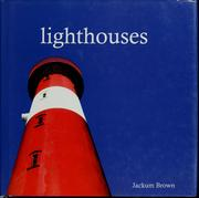 Cover of: Lighthouses