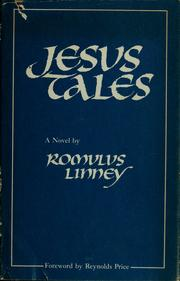Cover of: Jesus tales | Romulus Linney