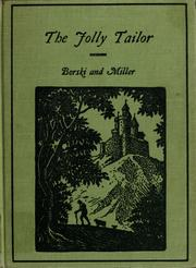 Cover of: The jolly tailor | Lucia Merecka Borski