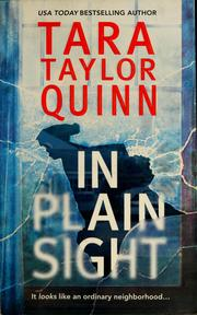 Cover of: In plain sight