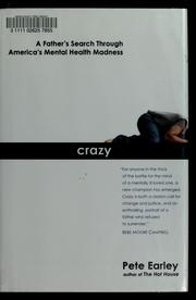 Cover of: Crazy | Pete Earley
