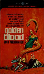 Cover of: Golden blood