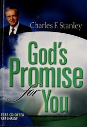 Cover of: God's promise for you