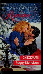 Cover of: Checkmate | Peggy Nicholson