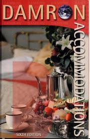 Cover of: Damron accommodations