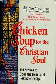 Cover of: Chicken soup for the Christian soul