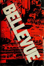 Cover of: Bellevue | Don Gold