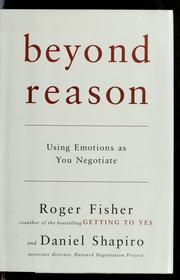 Cover of: Beyond reason