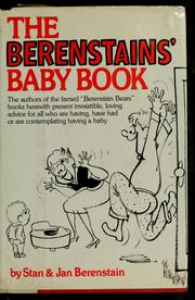 Cover of: The Berenstains' Baby Book