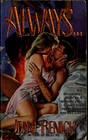 Cover of: Always-- | Jeane Renick