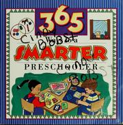 Cover of: 365 ways to a smarter preschooler | Marilee Robin Burton