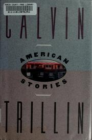 Cover of: American stories