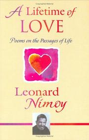 Cover of: A lifetime of love