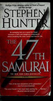 Cover of: The 47th samurai
