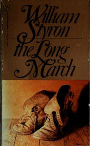 Cover of: The long march
