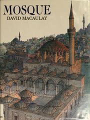 Cover of: Mosque | David Macaulay