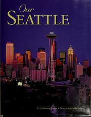 Cover of: Our Seattle | Barbara Sleeper