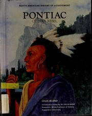 Cover of: Pontiac
