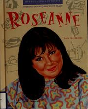 Cover of: Roseanne | Ann Gaines