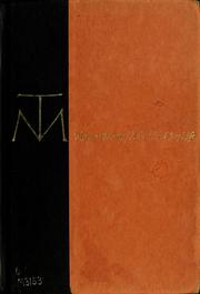 Cover of: A sketch of my life | Thomas Mann