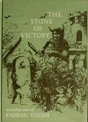 Cover of: The stone of victory, and other tales