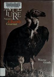 Cover of: Vulture | Wayne Grady